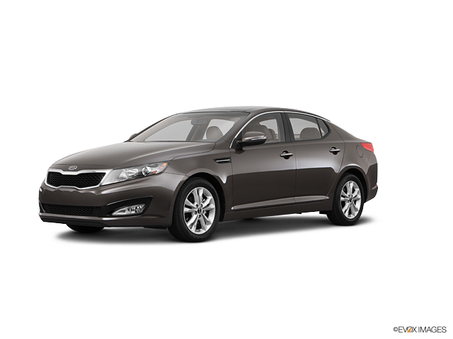 2011 Kia Optima Vehicle Photo in Killeen, TX 76541