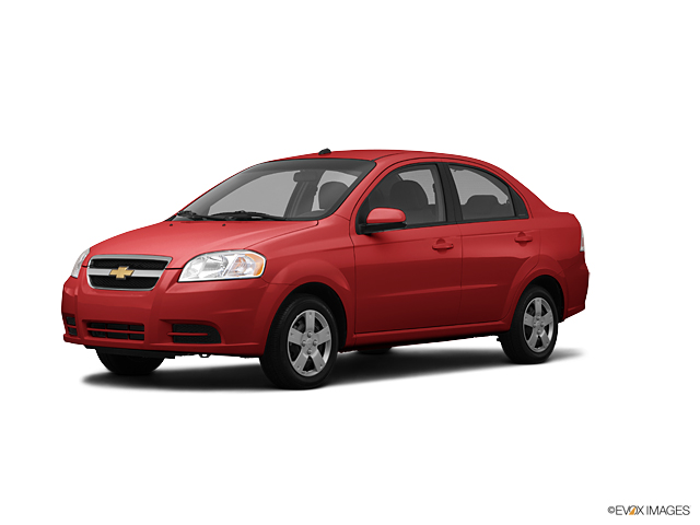 2011 Chevrolet Aveo Vehicle Photo in Knoxville, TN 37912