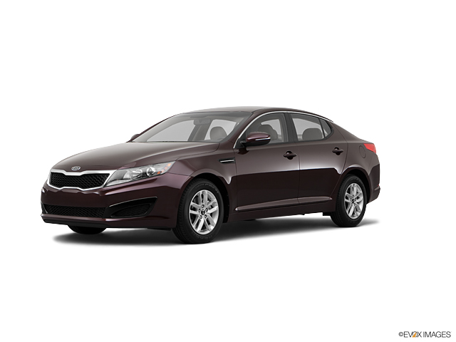 2011 Kia Optima Vehicle Photo in Johnston, RI 02919