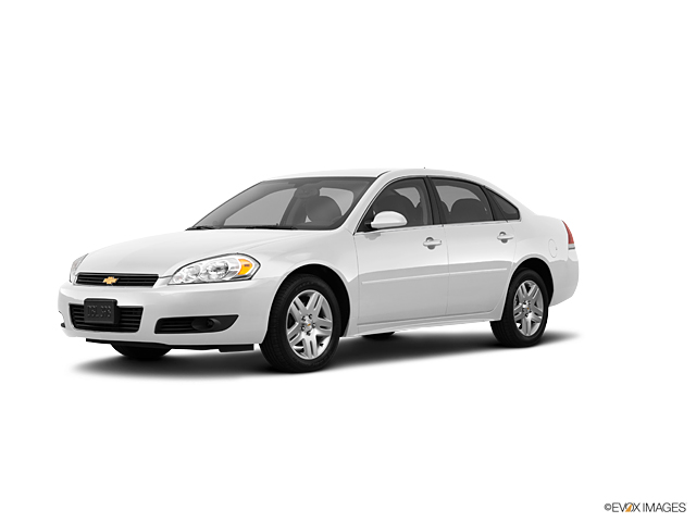 2011 Chevrolet Impala Vehicle Photo in Fort Worth, TX 76180