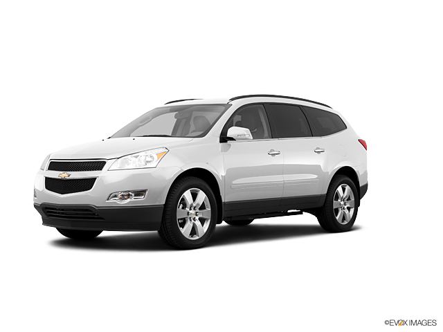 2011 Chevrolet Traverse Vehicle Photo in Tuscumbia, AL 35674
