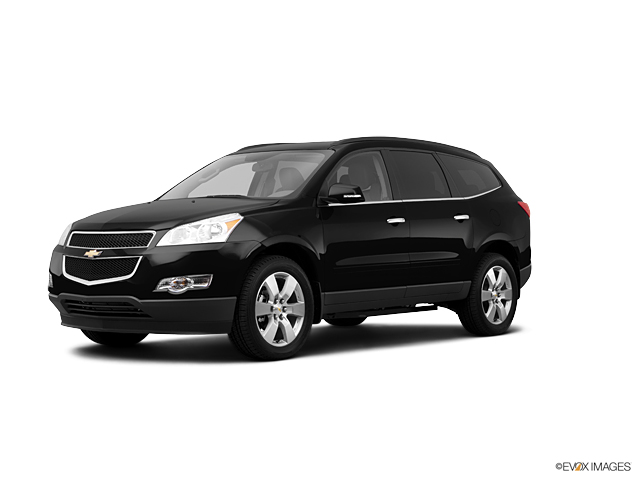 2011 Chevrolet Traverse Vehicle Photo in Vincennes, IN 47591