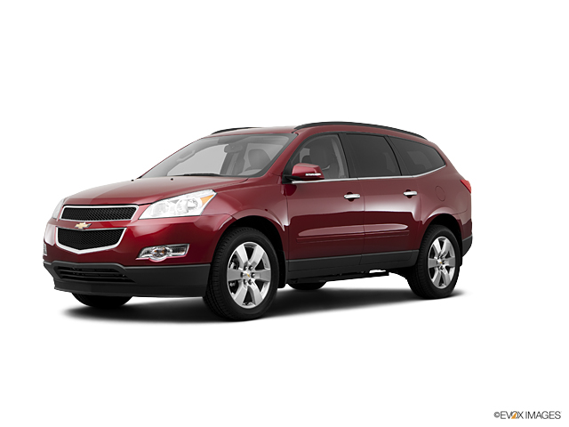 2011 Chevrolet Traverse Vehicle Photo in Plainfield, IL 60586-5132