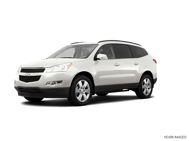 2011 Chevrolet Traverse Vehicle Photo in Puyallup, WA 98371