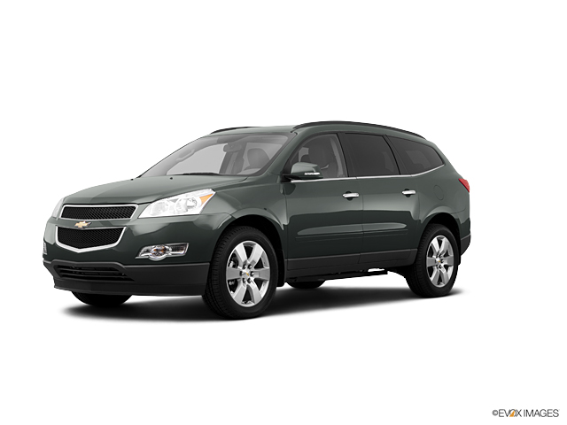 2011 Chevrolet Traverse Vehicle Photo in Novato, CA 94945