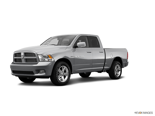 2011 Ram 1500 Vehicle Photo in Spokane, WA 99207