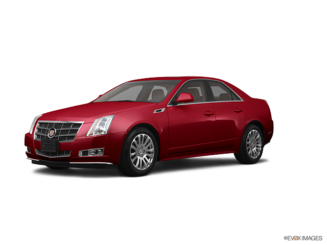 2011 Cadillac CTS Sedan Vehicle Photo in Pahrump, NV 89048