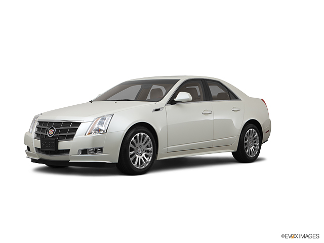2011 Cadillac CTS Sedan Vehicle Photo in Torrington, CT 06790