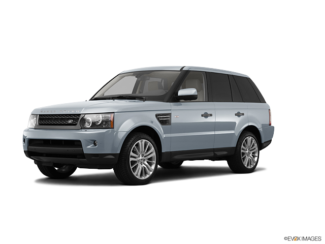 2011 Land Rover Range Rover Sport Vehicle Photo in Charlotte, NC 28227
