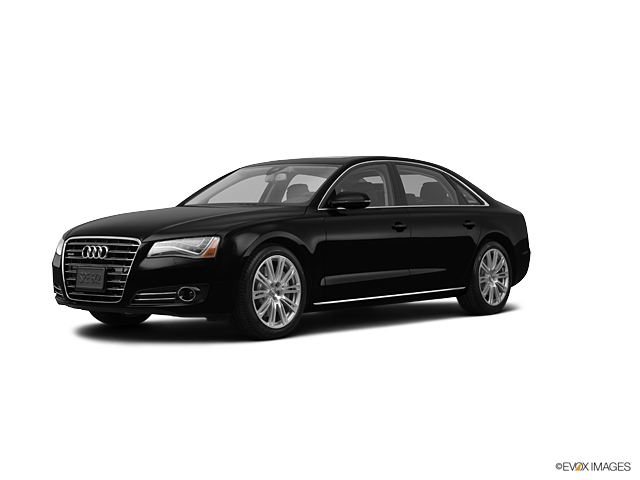 2011 Audi A8 L Vehicle Photo in Doylestown, PA 18902