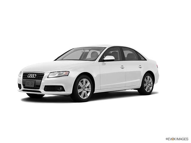 2011 Audi A4 Vehicle Photo in Midlothian, VA 23112