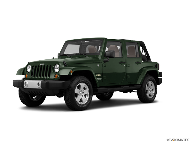 2011 Jeep Wrangler Unlimited Vehicle Photo in Austin, TX 78759