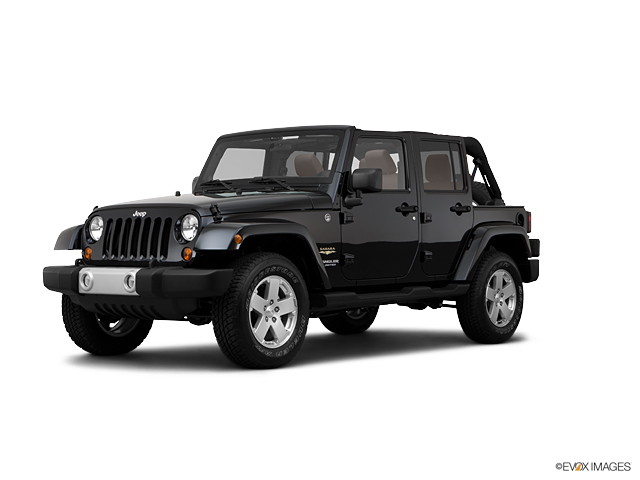 2011 Jeep Wrangler Unlimited Vehicle Photo in Medina, OH 44256