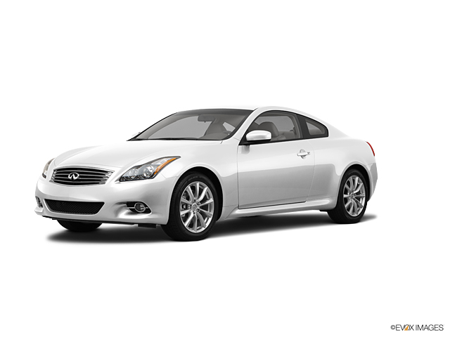 Used Car 2011 Moonlight White Infiniti G37 Coupe X Awd For Sale In