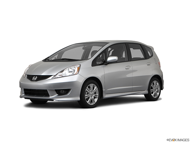 2011 Honda Fit Vehicle Photo in Colorado Springs, CO 80920
