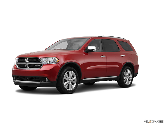 2011 Dodge Durango Vehicle Photo in Colorado Springs, CO 80905