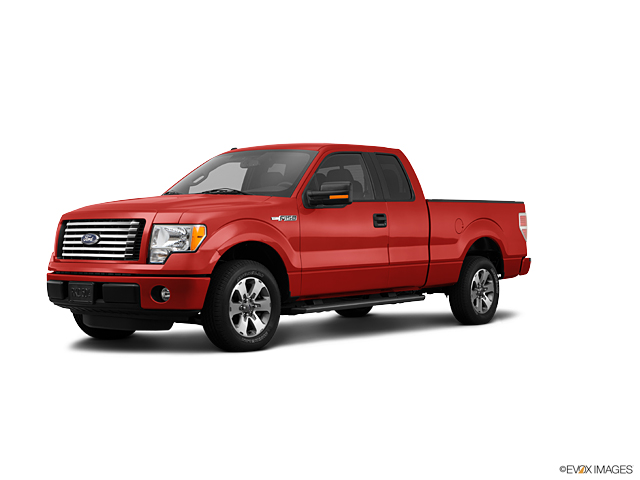 2011 Ford F-150 Vehicle Photo in Danville, KY 40422