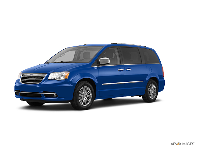 2011 Chrysler Town & Country Vehicle Photo in Allentown, PA 18951