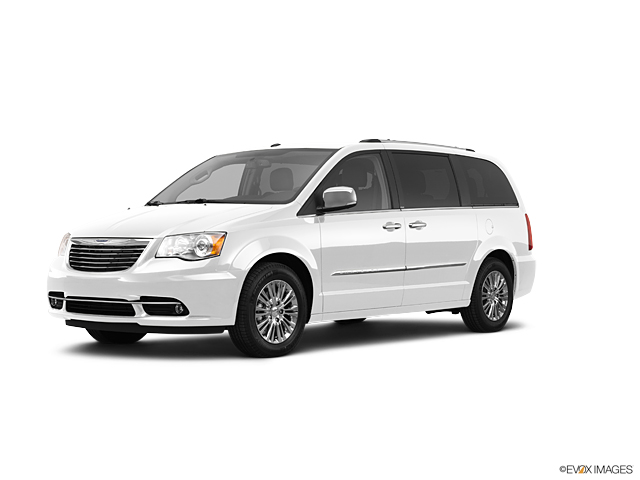 2011 Chrysler Town & Country Vehicle Photo in Medina, OH 44256