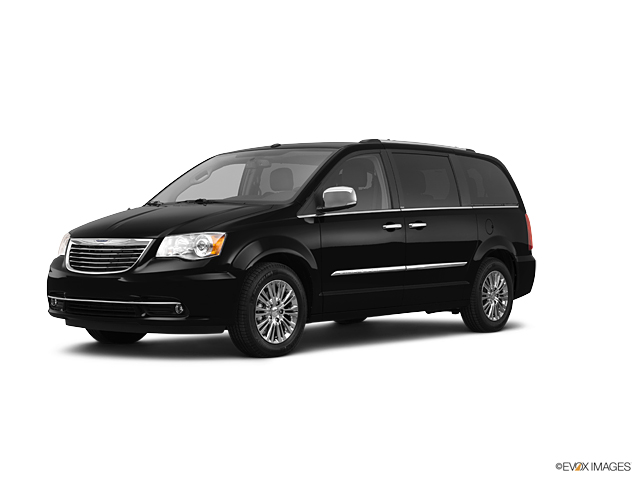 2011 Chrysler Town & Country Vehicle Photo in Appleton, WI 54913