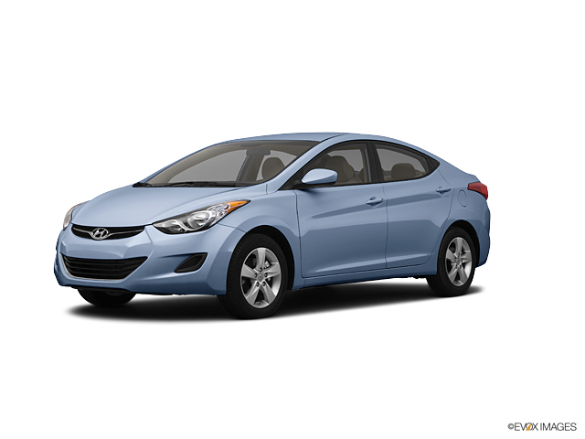 2011 Hyundai Elantra Vehicle Photo in Akron, OH 44303