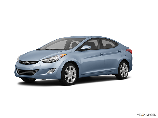 2011 Hyundai Elantra Vehicle Photo in Joliet, IL 60435