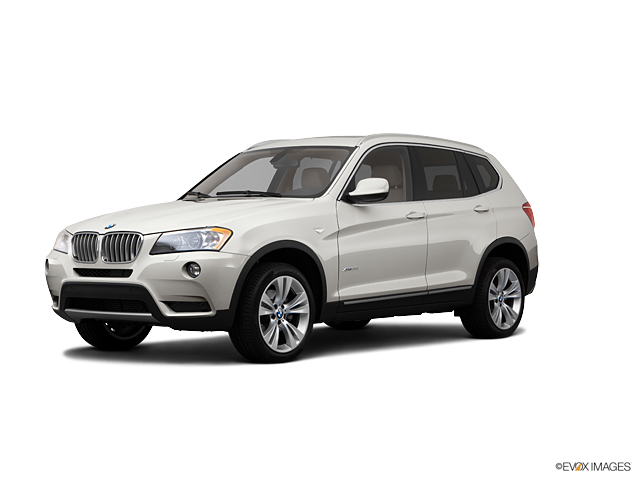 2011 BMW X3 35i Vehicle Photo in Colorado Springs, CO 80920