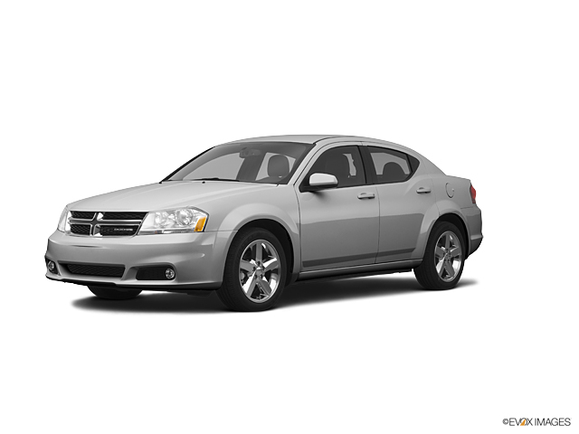 2011 Dodge Avenger Vehicle Photo in Joliet, IL 60435
