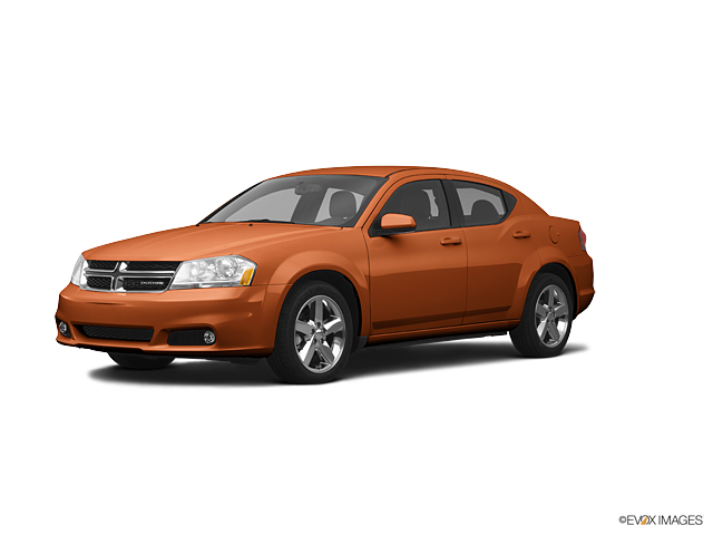 2011 Dodge Avenger Vehicle Photo in Richmond, VA 23235