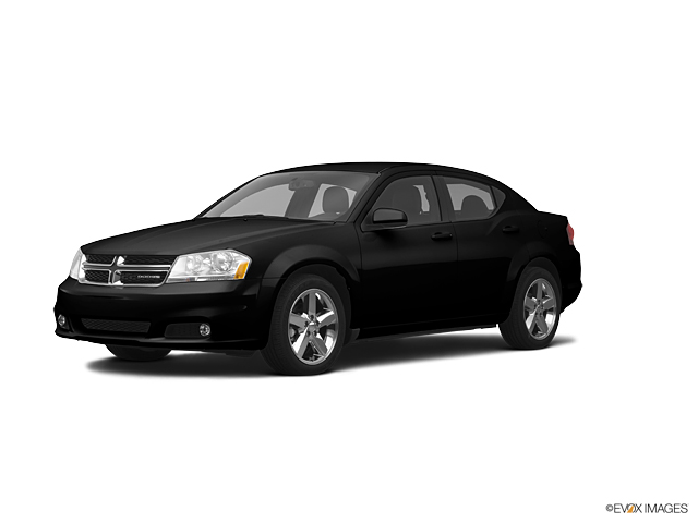 2011 Dodge Avenger Vehicle Photo in Concord, NC 28027