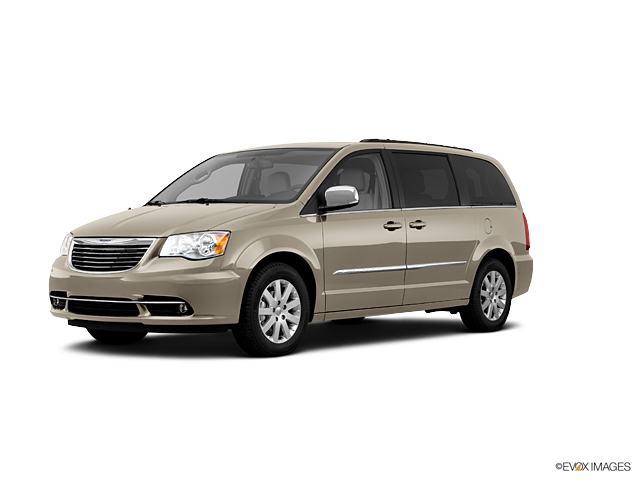 2011 Chrysler Town & Country Vehicle Photo in Colorado Springs, CO 80920