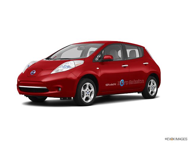 2011 Nissan LEAF Vehicle Photo in San Leandro, CA 94577
