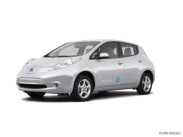 2011 Nissan LEAF Vehicle Photo in Novato, CA 94945