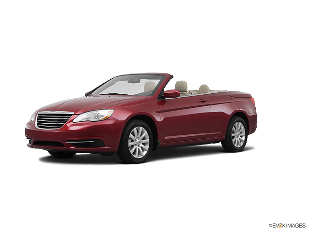 2011 Chrysler 200 Vehicle Photo in Joliet, IL 60435