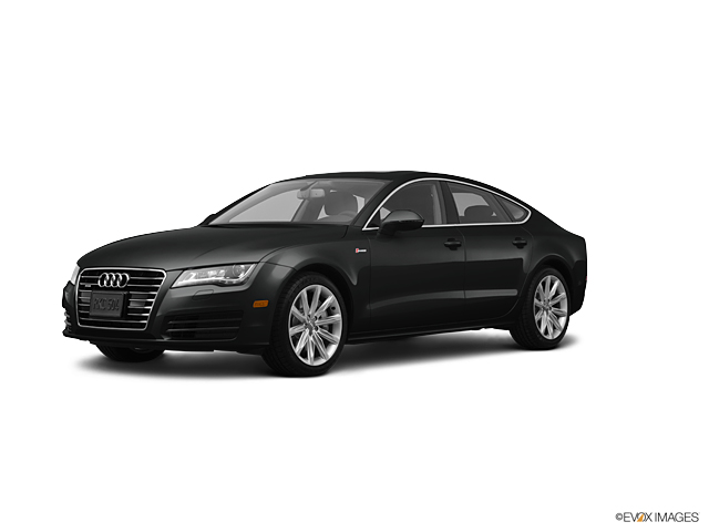 2012 Audi A7 Vehicle Photo in Houston, TX 77546