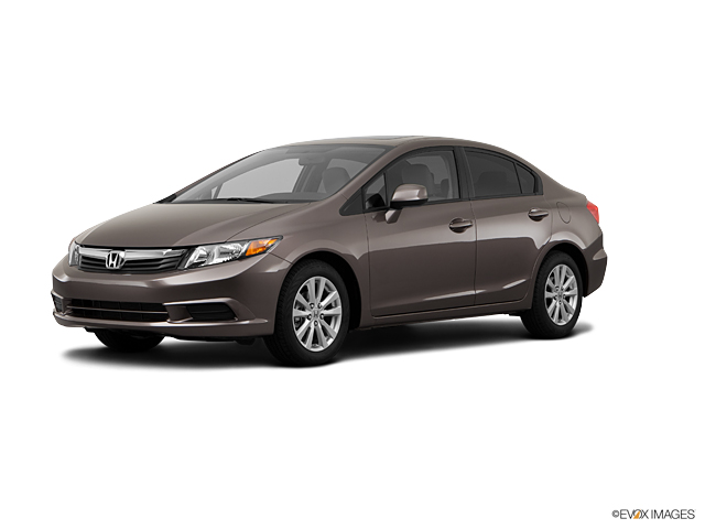 2012 Honda Civic Sedan Vehicle Photo in Bedford, NH 03110