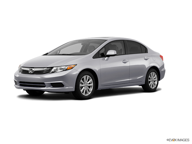 2012 Honda Civic Sedan Vehicle Photo in Edinburg, TX 78542