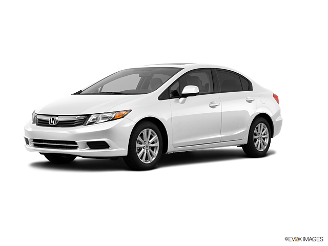 2012 Honda Civic Sedan Vehicle Photo in Modesto, CA 95356