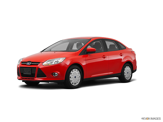 2012 Ford Focus Vehicle Photo in Mission, TX 78572
