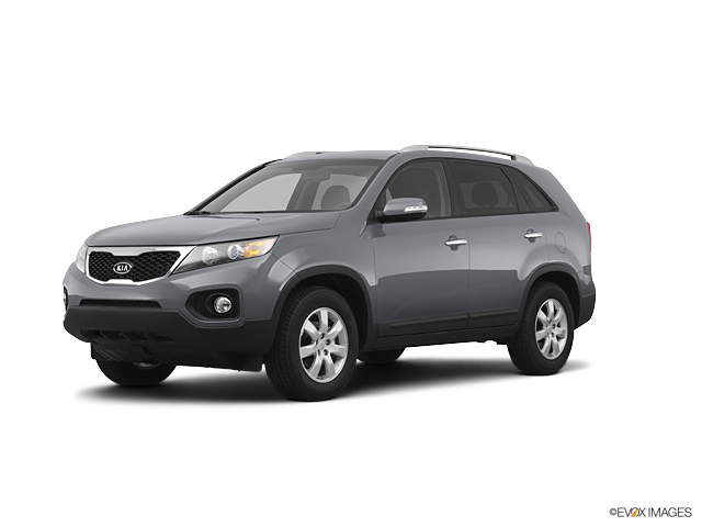 2012 Kia Sorento Vehicle Photo in Salem, VA 24153