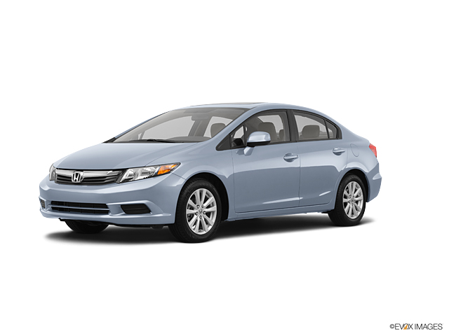 2012 Honda Civic Sedan Vehicle Photo in Burlington, WI 53105
