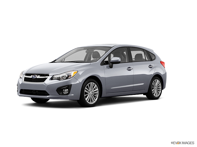 2012 Subaru Impreza Wagon Vehicle Photo in Colorado Springs, CO 80905
