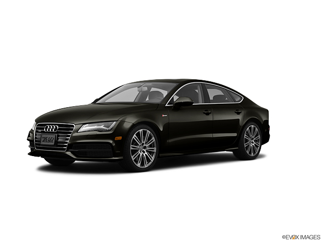 2012 Audi A7 Vehicle Photo in Colorado Springs, CO 80920