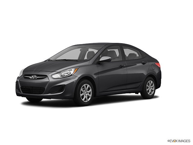 2012 Hyundai Accent Vehicle Photo in Ellwood City, PA 16117