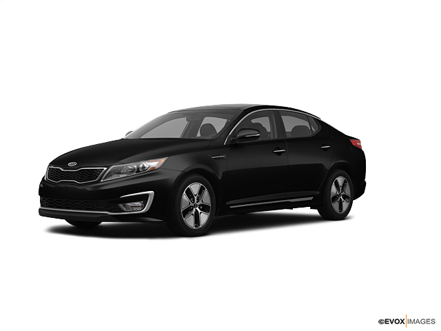 2011 Kia Optima Vehicle Photo in Spokane, WA 99207