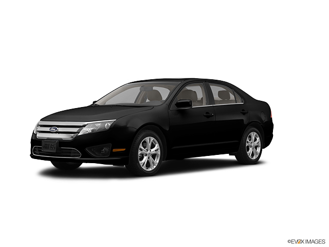 2012 Ford Fusion Vehicle Photo in Beaufort, SC 29906