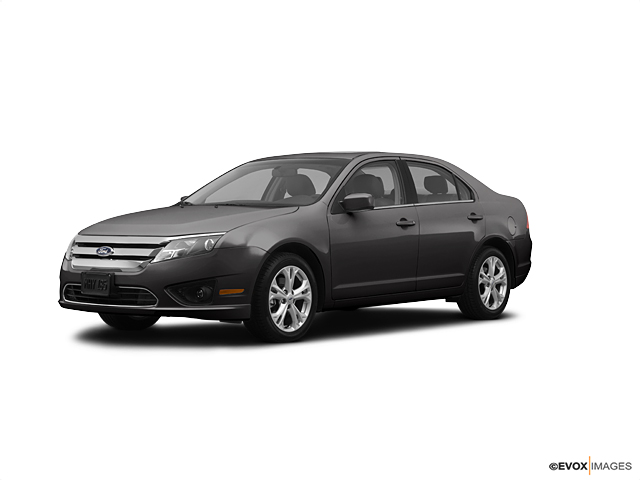 2012 Ford Fusion Vehicle Photo in Rockford, IL 61107