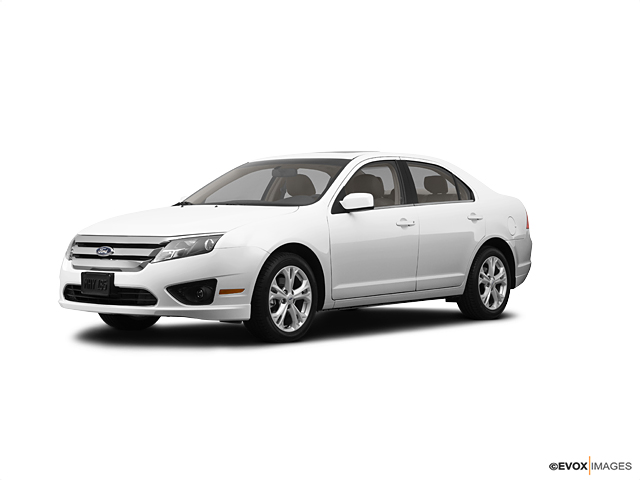2012 Ford Fusion Vehicle Photo in Williamsville, NY 14221