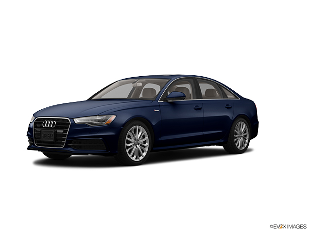 2012 Audi A6 Vehicle Photo in Annapolis, MD 21401