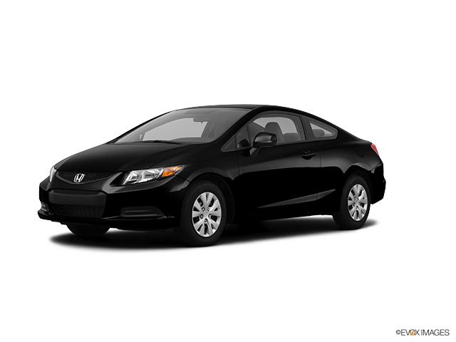 2012 Honda Civic Coupe Vehicle Photo in New Hampton, NY 10958